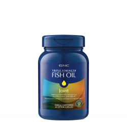 GNC TRIPLE STRENGTH FISH OIL PLUS JOINT 60 softgels