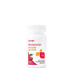 GNC MELATONIN 1 MG - CHERRY 60