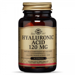 Hyaluronic Acid 120 mg - 30 Tablets